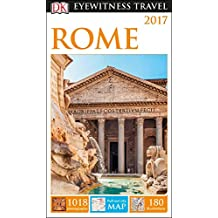 DK Eyewitness Travel Guide Rome (Eyewitness Travel Guides)