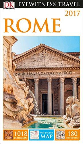 DK Eyewitness Travel Guide Rome (Eyewitness Travel Guides)