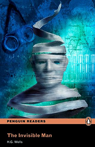 Penguin Readers 5: Invisible Man, The Book and MP3 Pack (Pearson English Graded Readers) - 9781408276389