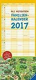 Ali Mitgutsch Familienkalender 2017: Rundherum in Stadt und Land