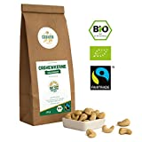 Cashew for You - Bio Fairtrade Cashewkerne: Naturbelassen (700g)