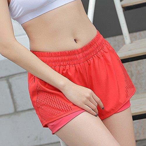 qnqa Anti–Slip, Sommer Shorts, Mode, Lace, Garderobe, i pantaloni di sicurezza, black