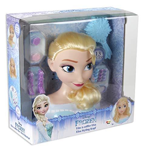 Reine des Neiges - Tête à coiffer