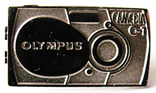 Olympus - Camedia Kamera - Pin 25 x 14 mm Olympus Pins