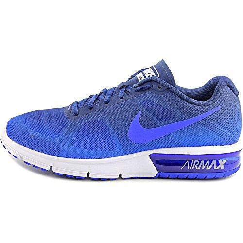 Nike 719912-404, Sneakers trail-running homme Bleu