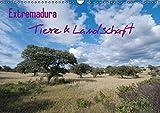 Extremadura, Tiere & Pflanzen (Wandkalender immerwährend DIN A3 quer): Bilder von Landschaft und Tieren der Extremadura im Herzen Spaniens ... [Kalender] [Dec 10, 2013] Martin, Christof - Christof Martin