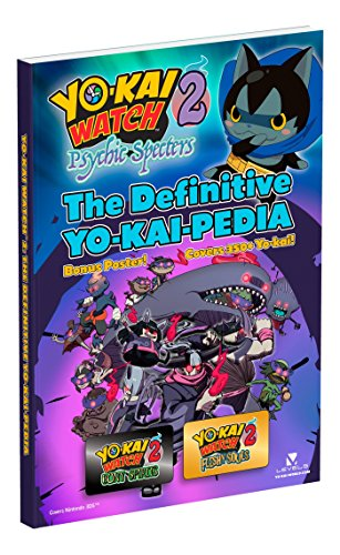 Yo-kai Watch 2: The Definitive Yo-kai-pedia (General Yo)