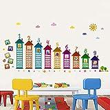 Autocollant Mural Cuisine Stickers muraux 3D chambre chambre 99 multiplication stickers muraux pour enfants amovible bébé apprendre montessori stickers muraux éducatifs