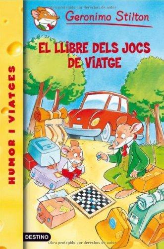 El llibre dels jocs de viatge (Catalan Edition) por Geronimo Stilton