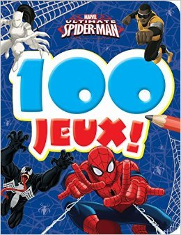 100 jeux : Ultimate Spiderman de Disney ( 10 juin 2015 )