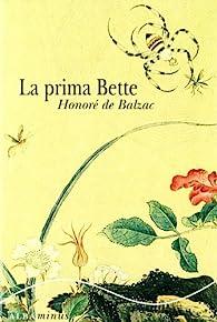 La prima Bette par Honoré de Balzac