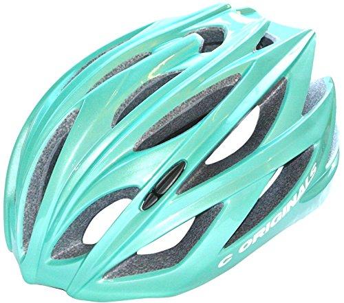 210 Gramm ultraleicht - C ORIGINALS C380 Fahrradhelm - Grün