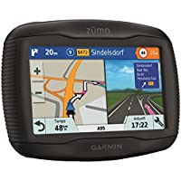 "Garmin Zūmo 345LM Fijo 4.3"" TFT Pantalla táctil 270g - Navegador GPS (Toda Europa, 10,9 cm (4.3""), 480 x 272 Pixeles, TFT, Horizontal, Flash)"