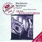 Khachaturian: Spartacus; Gayaneh; The Seasons