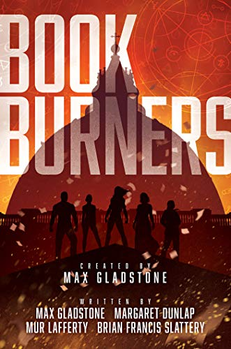 Bookburners: The Complete Season 1 (English Edition)