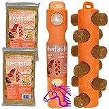 Hentastic Bundle – 2 bolsas de 6 palillos de pollito (cinamón y especia) + alimentador de freno