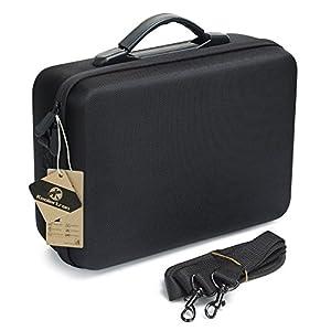 Koolertron Sac de Transport Valise Portable Sac d'épaule Handheld pour DJI MAVIC PRO