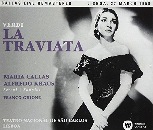 Verdi:la Traviata [1958 Lisboa [Import USA]