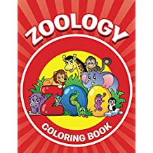 Zoology Coloring Book: Coloring Books for Kids