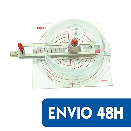 Cortador circular NT CUTTER IC 1500P profesional o manualidades