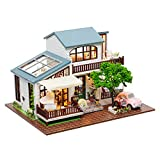 LDB SHOP DIY Dollhouse Kreative Kit 3D Montage Puppenhaus London