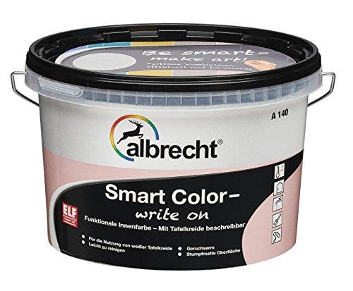 Albrecht Smart Color - Write on 1l, Tafelfarbe, 1 Stück, Altrosé, 3400101510223501000