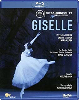 Giselle [Blu-ray] [Import italien] (B0072A4H3W) | Amazon Products