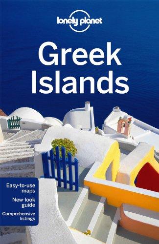 Greek Islands 8 (Country Regional Guides) por Alexis Averbuck