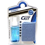 RiaTech 2 in 1 Screen Cleaning Kit With Microfiber Cleaning Cloth (120 ml) for LED & LCD TV, Computer Monitor, Laptop screen