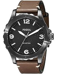 d98e66620f68 Amazon.es  Fossil - 100 m - 199 m   Relojes de pulsera   Hombre  Relojes