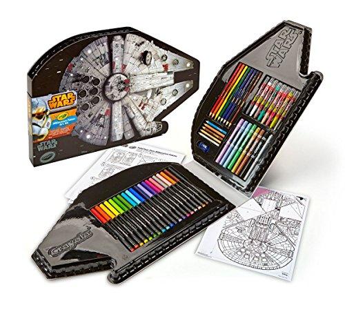 Twistables Marker (Crayola Star Wars Art Kit-Millennium Falcon)