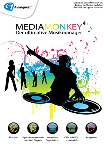 MediaMonkey 4+ [Download]