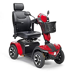 Drive 30 Mile Range Mobility Scooter Shoprider Aid Heavy Duty 8mph 4 Wheeled
