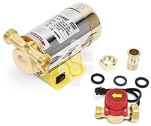 90w nordstrand booster pompe eau haute pression for Augmenter pression eau maison