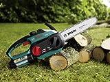 Bosch AKE 30 LI Akku-Kettensäge ohne Akku (36 V, Doppelbremssystem, 30 cm Schwertlänge) - 4