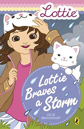 Lottie Dolls: Lottie Braves a Storm (English Edition)