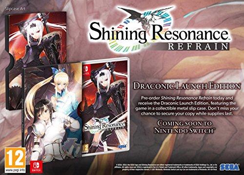Shining Resonance Refrain: Draconic Launch Edition screenshot