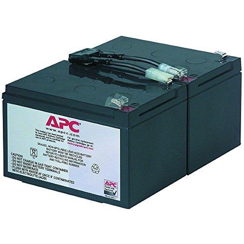 APC RBC6 - Ersatzbatterie für Unterbrechungsfreie Notstromversorgung (USV) von APC - passend...