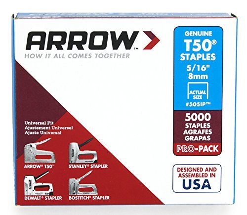 arrow-fastener-505ip-genuine-t50-5-16-inch-staples-5-by-arrow-fastener