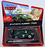 Disney Pixar - V6244 - CARS 2 - 1:55 - Synthetic Rubber Tires - Nigel Gearsley