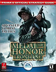 Medal Of Honor: Frontline (Prima's Official Strategy Guide) by Mark Cohen (2002-05-28)