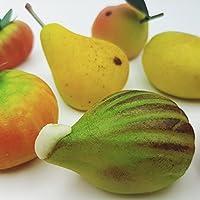 """Fruta """"de martorana"""" (mazapán, pasta de almendra) en confeccion de regalo (500gr.) RAREZZE: pasta de almendra y productos tipicos sicilianos realizados en antigua dulceria artesanal"""