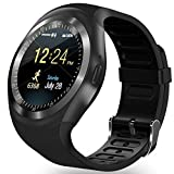 Best Smart for Life Montres Android - Bluetooth Smart Watch Zkcreation Smart Watch, Classic IPS Review