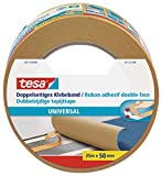 Tesa 56172-00003-01 Universal Double-Sided Tape 25m x 50mm