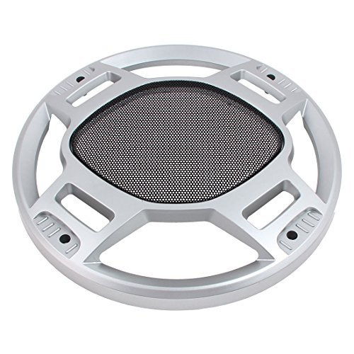 DealMux 10 Car Audio Lautsprecher Mesh-Sub Woofer Subwoofer Grill Dusty Abdeckungs-Schutz Sub-grill