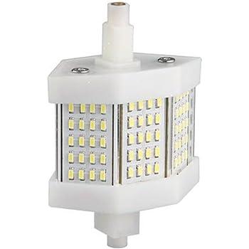 ecloud shop wei r7s 78mm 60 3014 smd led lampe 6w 6000k leuchtmittel stahler birne. Black Bedroom Furniture Sets. Home Design Ideas