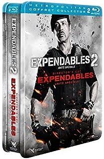 Expendables - Unité spéciale + Expendables 2 - Unité spéciale [Blu-ray] (B009G6W3OK) | Amazon price tracker / tracking, Amazon price history charts, Amazon price watches, Amazon price drop alerts