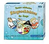 Unsere schönsten Hörgeschichten für Jungs (3 CD): Hörspiele und szenische Lesungen
