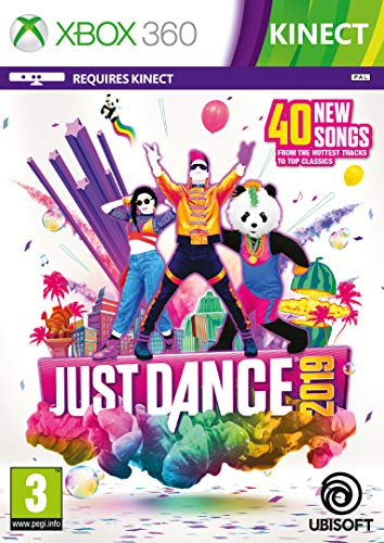 Just Dance 2019 (Xbox 360) (Xbox 360) (Just Kinect 360 Dance)
