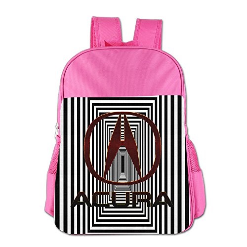 launge-kids-acura-seek-acura-car-logo-school-bag-backpack